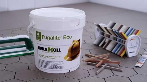 Fugalite Eco, la nueva lechada para juntas perfectas de Kerakoll